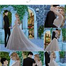 Wedding Poses by Flower Chamber