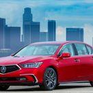 2018 Acura RLX Sport Hybrid price starts at $55,865 MSRP1