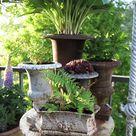 Sweet Home Kräuter, Blumen und Sonnenschirme – 12 Ideen für Balkon und Garten
