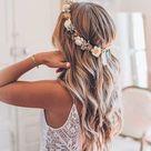 Brautfrisur halboffen   Schöne Frisuren für den schönsten Tag im Leben