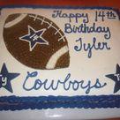 Teen Boy Cakes