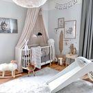 Kinderzimmer in neutralen Farben | Fantasyroom Blog