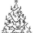 Neu Malvorlage Tannenbaum  Für Baut Konzentrieren Und Konzentrieren Auf