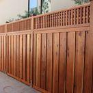 Jay's Redwood Fences  :: Custom Wood Fences, Gates, redwood Enclosures :: Los Angeles : San Fernando Valley