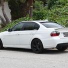 BMW 1 Series CSL Style Carbon Fibre Rear Trunk/Tailgate