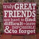 Friendship Sayings