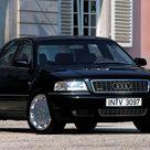 Audi A8 L 6.0 quattro 2000