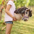 Hobby Horse Schnittmuster + eBook für Halfter & Führstricke