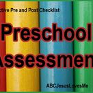 Preschool Assessment