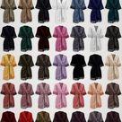 🌿 elliesimple - satin robe 🌿