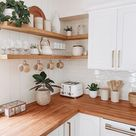 Les rangements dans la cuisine : ouverts ou fermés ?