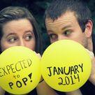 Pregnant Announcements
