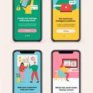 Unicorn Startup Illustration Pack