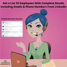 How HR Managers & Recruiters Collect Candidates Data From LinkedIn?