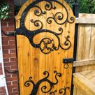 Gate Hinges