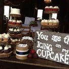Wedding Cupcakes Display