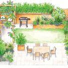 Gestaltungsideen: Garten-Idyll auf kleinstem Raum