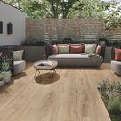 Terrassenfliesen Holzoptik   mehr leben, weniger putzen