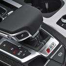 2017 Audi SQ7 TDI   Interior, Controls HD