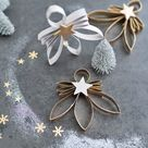 Kreativ-Adventskalender #20: Weihnachtsengel aus Papprollen