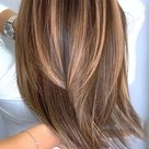 44 The Best Hair Color Ideas For Brunettes – Delicious caramel