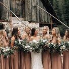Marissa and Adam's 'Rustic Lush' Ski Resort Wedding by Bethany Small - Boho Wedding Blog