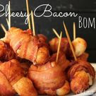Cheesy Bacon Bombs