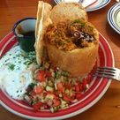 South Africa - Bunny Chow
