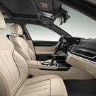 2017 BMW M760Li xDrive   Interior, Front Seats