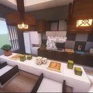 Modern Kitchen Minecraft [ Tutorial on Youtube LubovLC ]