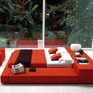 Red Interiors