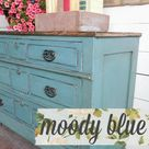 Sweet Pickins Milk Paint - Pint - Moody Blue