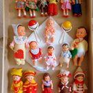 Kindheitserinnerungen - ARI Puppenstuben Püppchen