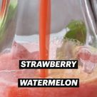 How To Make Strawberry Watermelon Juice in less than 15 Minutes