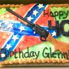 Redneck Birthday Cakes