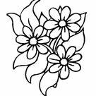 39+ Gambar Sketsa Bunga Indah, Sakura, Mawar, Melati, Matahari, Anggrek, teratai