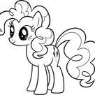 25 Harika My Little Pony Boyama Sayfası - Boyama Kitabı