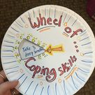 Spin the wheel of coping skills!