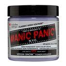 Manic Panic Virgin Snow Semi Permanent Cream Hair Color   White   4 oz.   Sally Beauty