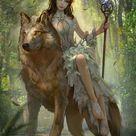Elves Mythology
