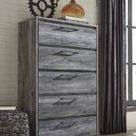 Baystorm Gray Chest of Drawers