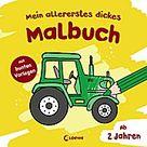 Mein allererstes dickes Malbuch (Traktor)  Mein allererstes dickes Malbuch  Ill. v. Penner, Angelika/Flad, Antje  Deutsch