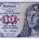 Banknote: 10 Deutsche Mark (Deutschland (BRD)) (1970-1980 Issue) Wor:P-31c