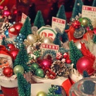 Vintage Christmas Decorating