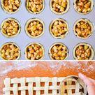 Muffin Tin Mini Apple Pies - Just a Taste