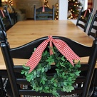Christmas Chair