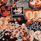 Trendy October & Halloween Wallpaper Backgrounds For Your iPhone