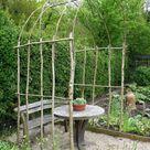 Weidenzaun selber machen für eine natürliche Gartengestaltung! - ArchZine