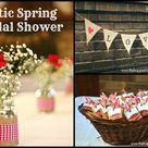 Spring Bridal Showers