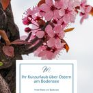 Ostern am Bodensee verbringen | Blog Hotel Maier